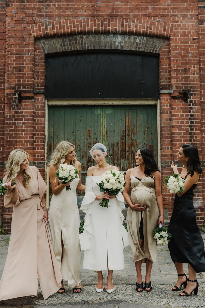 Jemma + Piers Abbotsford Convent Bursaria wedding - by She Takes Pictures He Makes Films - Ellery Reformation -553