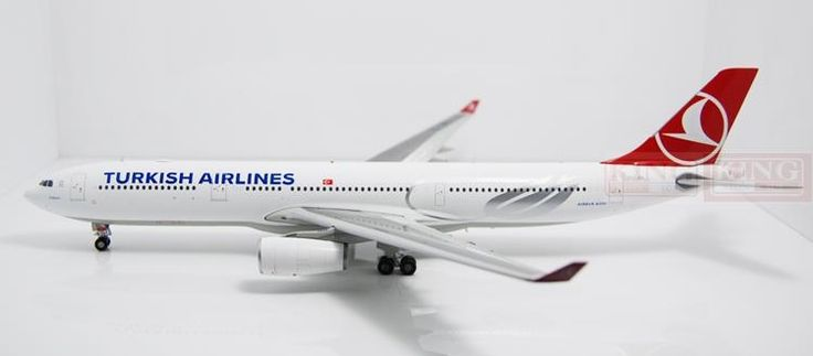 (133.45$)  Watch more here - http://aipat.worlditems.win/all/product.php?id=32596317271 - Offer: Wings XX2628 Special JC Turkey Airlines TC-JNL 1:200 A330-300 commercial jetliners plane model hobby