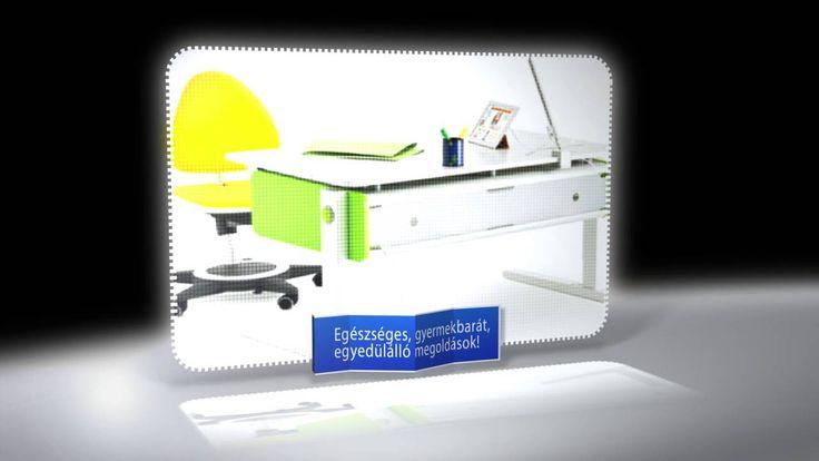 Ideális bútorok tanuláshoz gyermekek számára!