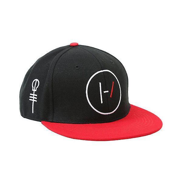 Twenty One Pilots Logo Skeleton Clique Key Snapback Hat Hot Topic -  chryssa-fashionideas