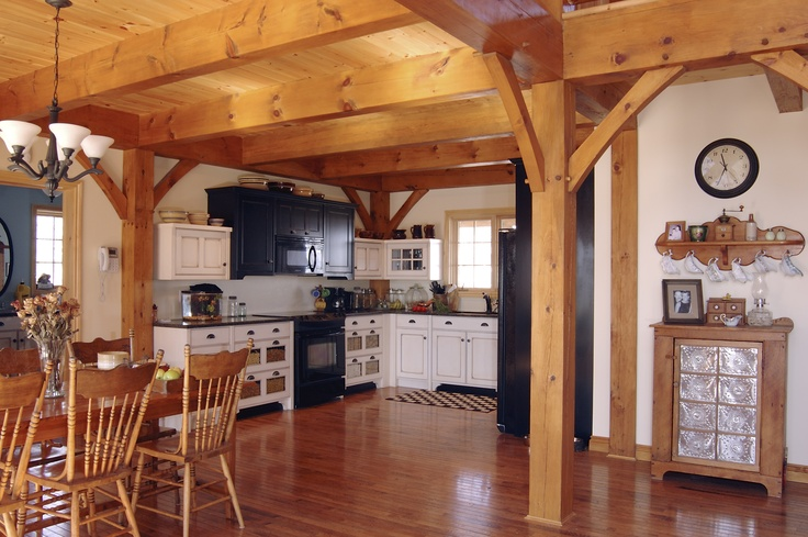 17 best images about ontario wood kitchen armoires de for Dream homes ontario