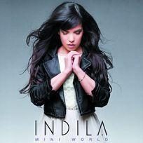 Mini World-Indila. Obecnie najczęsciej wybierana płyta na empik.com :)