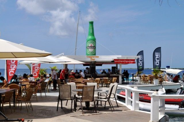 Karel's Beach Bar (Downtown Kralendijk, Bonaire)
