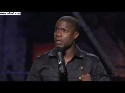 Kevin Hart on why he's afraid off dolphins!