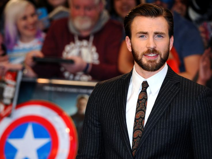Chris Evans gives the clearest sign yet Captain America is ...