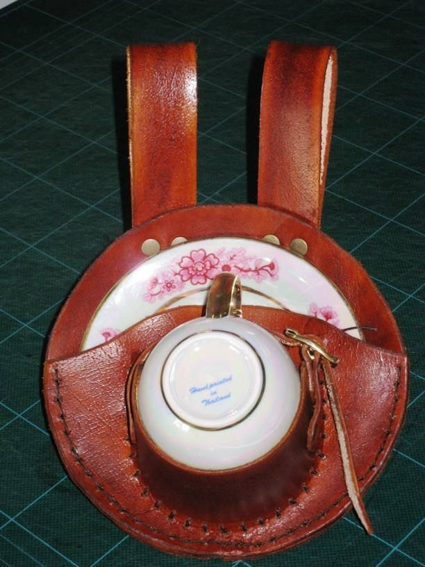 Tea Cup Holster