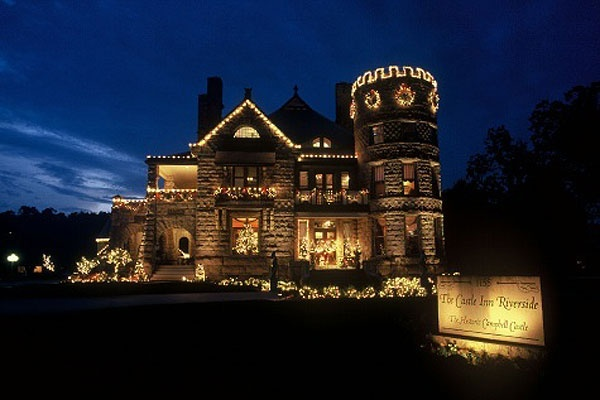 Get Married in a Castle in the USA; American Wedding ...