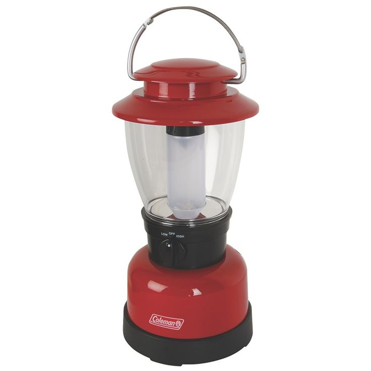 Coleman lanterns - just like vintage except they're battery operated so they're foolproof. 4D Classic Lantern