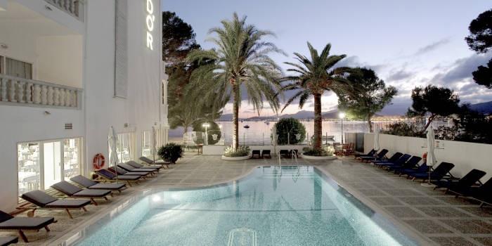 Pool, Illa d'Or, Mallorca