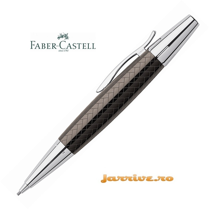 Faber-Castell e-motion Pencill 1.4 mm Parquet Brown 138355