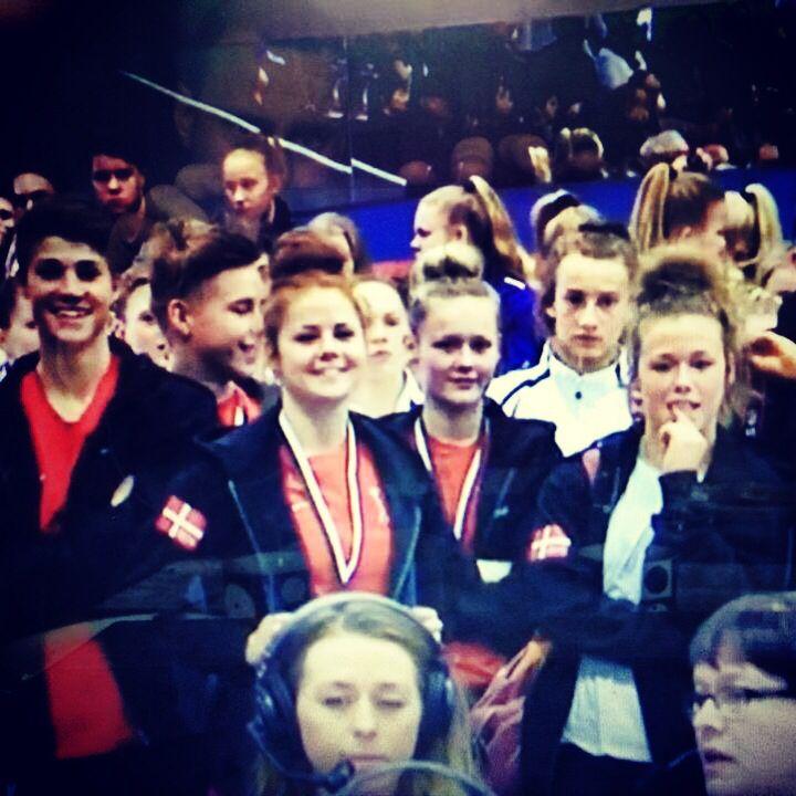 NM TeamGym 2014...