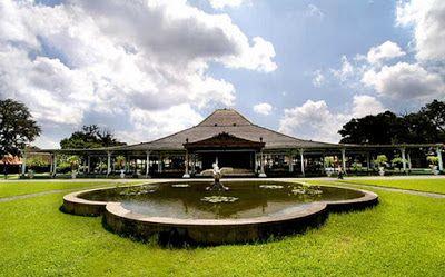 Pura Mangkunegaran - Praja Mangkunegaran at Surakarta city