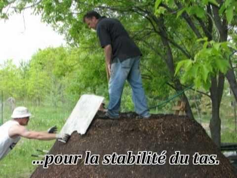 Le compost magique de Jean Pain, invention française (presque) oubliée - Rue89 - L'Obs