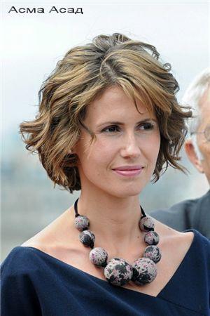 Asma al-Assad called the most elegant World's First Lady