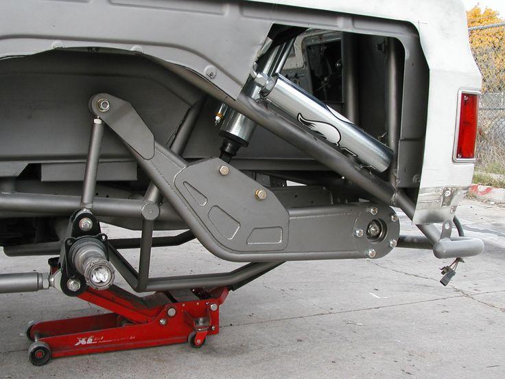 cantilever suspension