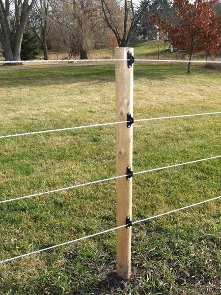Electrobraid Fence