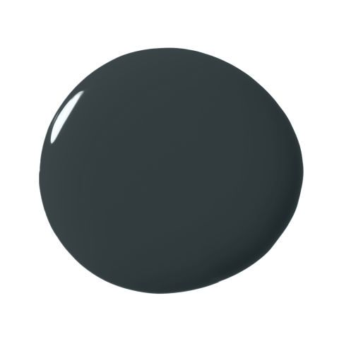 1000 ideas about dark blue kitchens on pinterest for Benjamin moore dark green