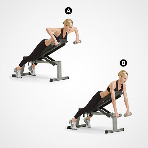 This Is the Number One Move Trainers Use to Sculpt a Strong, Toned Back  http://www.womenshealthmag.com/fitness/trainers-favorite-row-exercises