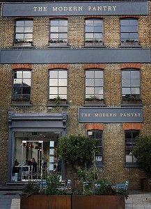 The Modern Pantry – Restaurant Clerkenwell, Café and Deli Farringdon London EC1