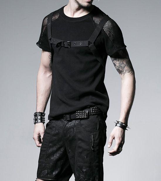 Cruelty Gothic Top | OtherWorld Fashion