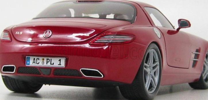 SLS AMG Coupe (C197) Mercedes how mach - http://autotras.com