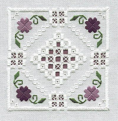 Advice for Beginner Hardanger Stitches - Your Embroidery Methods