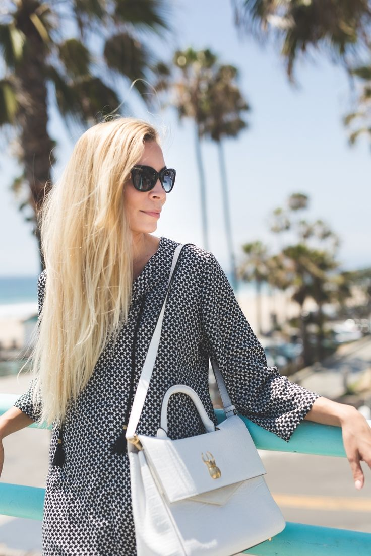 Always so beautiful Kira (ELLE Blonde Rivets blogger) wearing Marja Kurki bag. #blondrivets