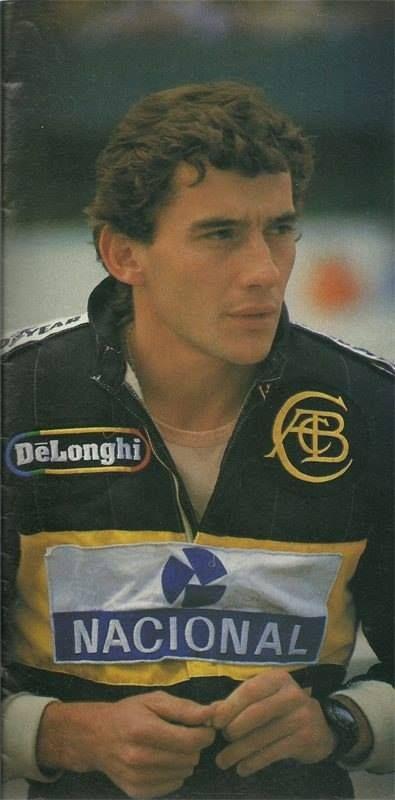 Ayrton Senna 1986