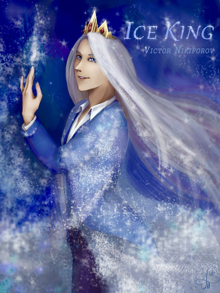 #victornikiforov #yurionice Victor Ice King 💙❄️
