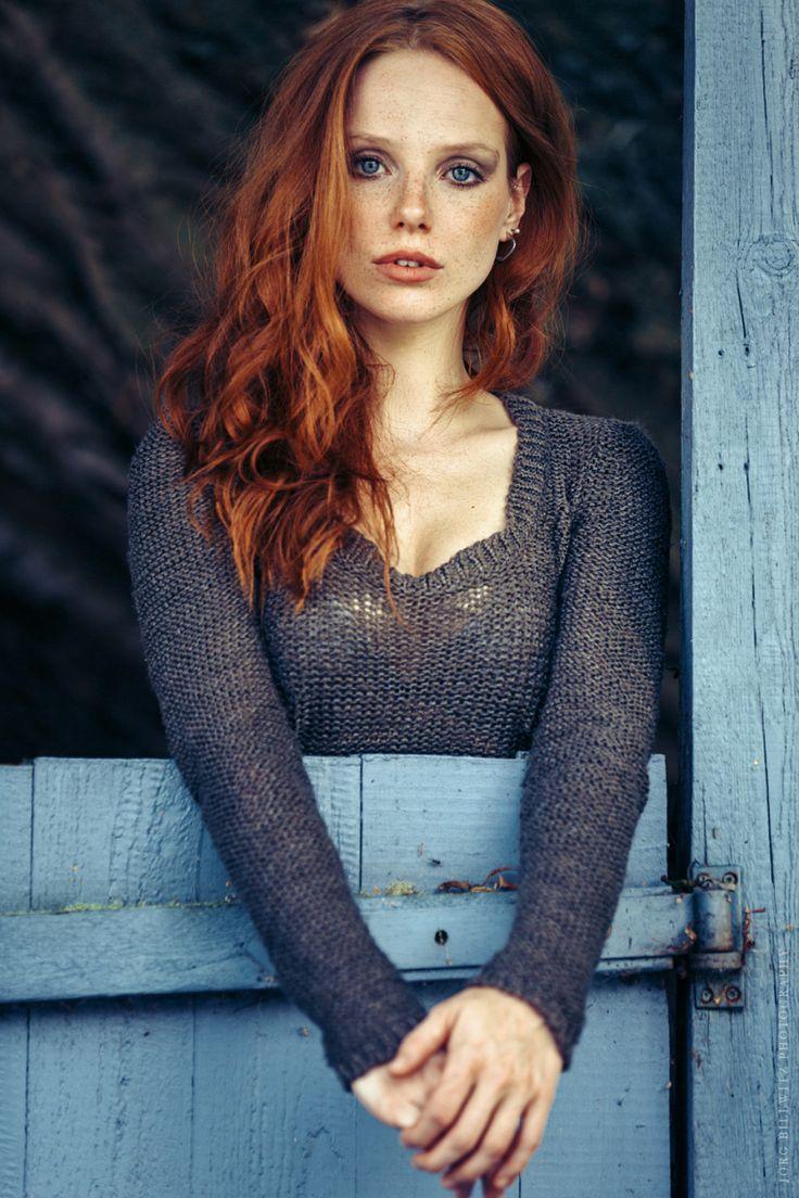 Riveting Redhead