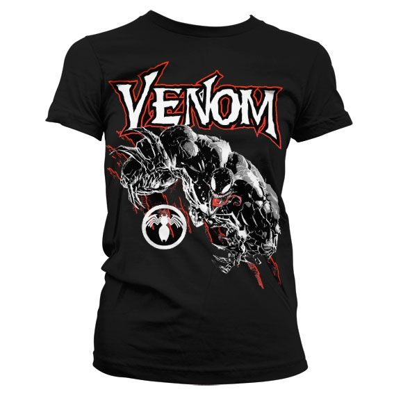 Marvel Venom Icon Koszulka Damska
