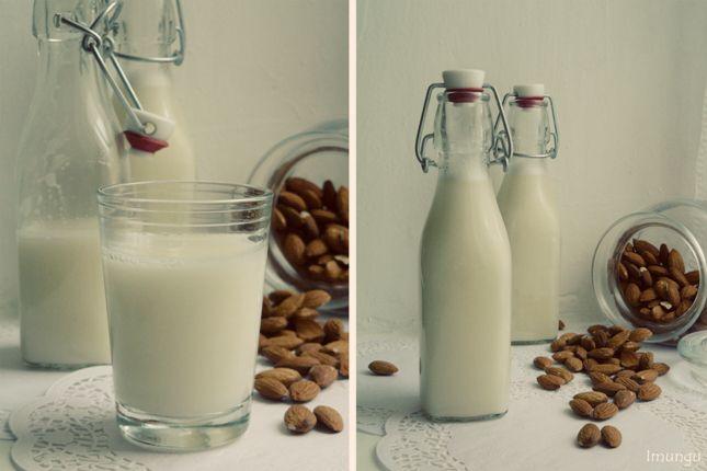 Французская классика: Миндальное молоко