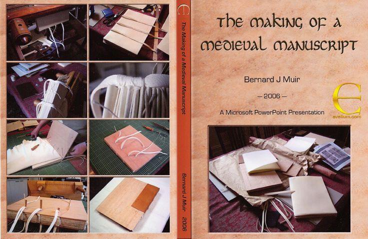 bookbinder thesis