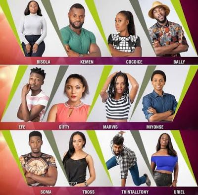 Welcome to Emmanuel Donkor's Blog    www.DonkorsBlog.Com                                        : Meet The 2017 Big Brother Naija Housemates