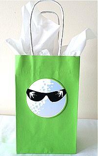 Golf Gift Bags on Ladies Golf World