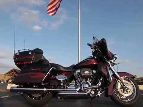 2013 Used Harley-Davidson CVO ELECTRA GLIDE ULTRA CLASSIC FLHTCUSE CVO ULTRA CLASSIC at Used Motorcycle Store Serving Chicago, Naperville, & Rockford, IL, IID 15673833
