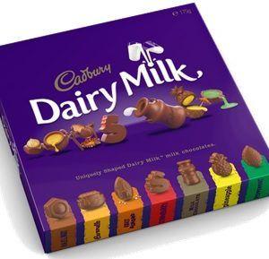 An outer of 7 Cadbury Enjoy Gift Boxes.