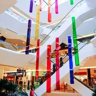 Lyon- Centre commercial la Part Dieu