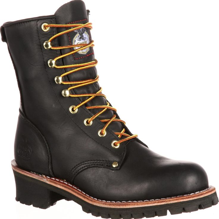 Georgia Boot Logger Work Boot,