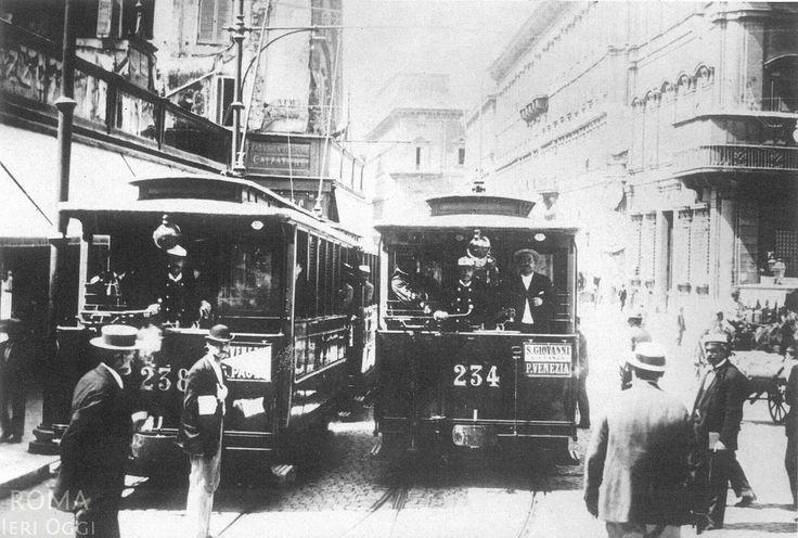 Piazza Venezia (1904)