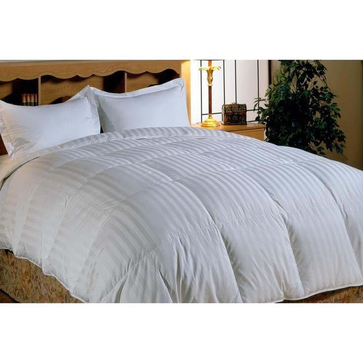 1000+ Ideas About White Down Comforter On Pinterest