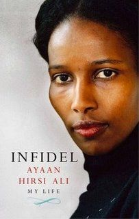 Ayaan Hirsi Ali, in her biography, describes her coming of age story as a celebration of triumph over adversity. Surviving civil war, female mutilation, brutal beatings, escaping forced marriage, to earning a college degree in political science and being elected in to parliament; Ayaan is an advocate for Muslim women's rights, education and freedom of speech.