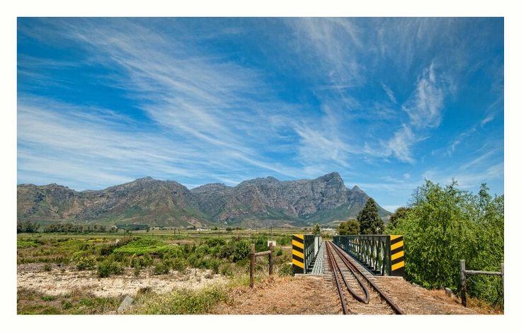 Franschhoek railway