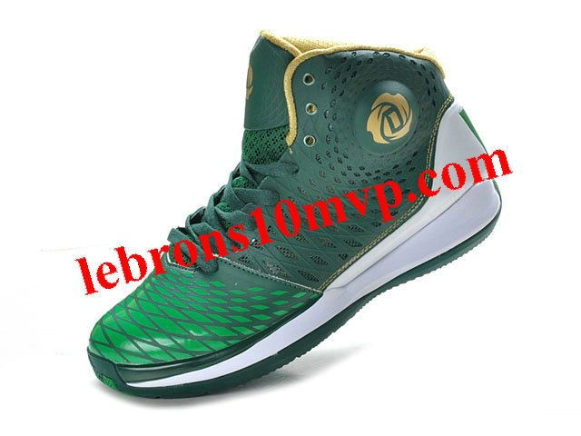 a800f1d07a80 ... Adidas AdiZero Rose 3.5 Shoes Green Yellow ...