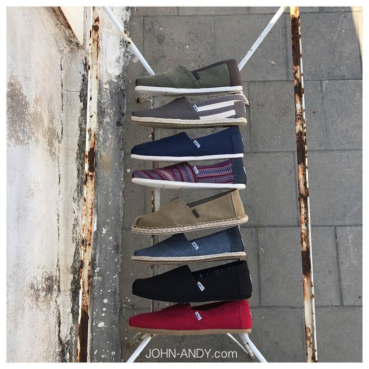 #johnandy #toms #espadrilles #00302109703888  https://www.john-andy.com/gr/menclothing/shoes/espadriles.html