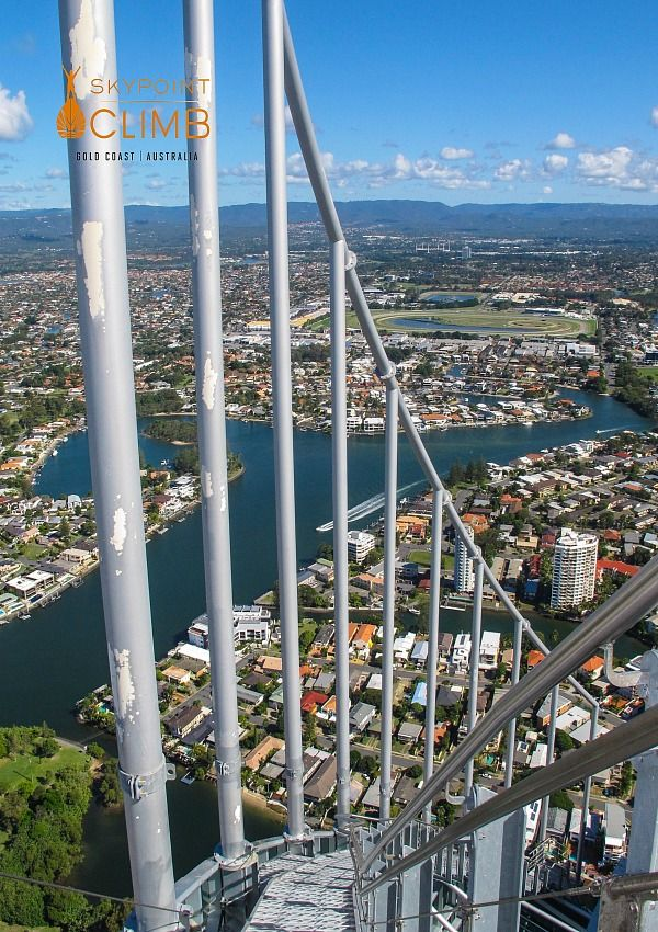 SkyPoint Climb - Gold Coast, Queensland, Australia