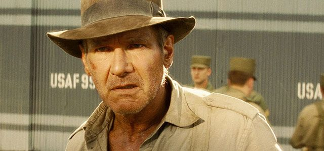 'Kingdom of the Crystal Skull' Writer To Tackle New 'Indiana Jones' Script