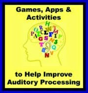 BEST Games, Apps & Activities to Help Improve Auditory Processing
