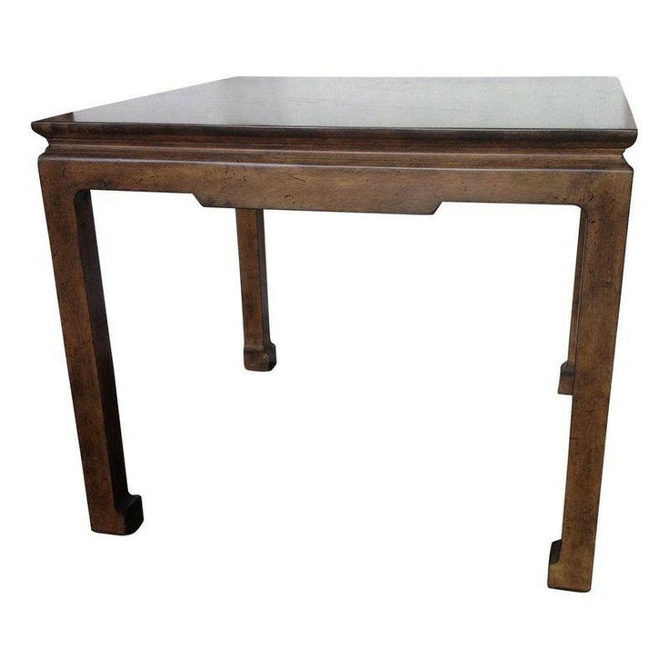 Vintage Palm Beach Ming Style Game Table - $800 Est. Retail - $450 on Chairish.com
