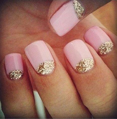 Pinteresting Friday Favorites: Spring Nail Edition - Alexandra Plans
